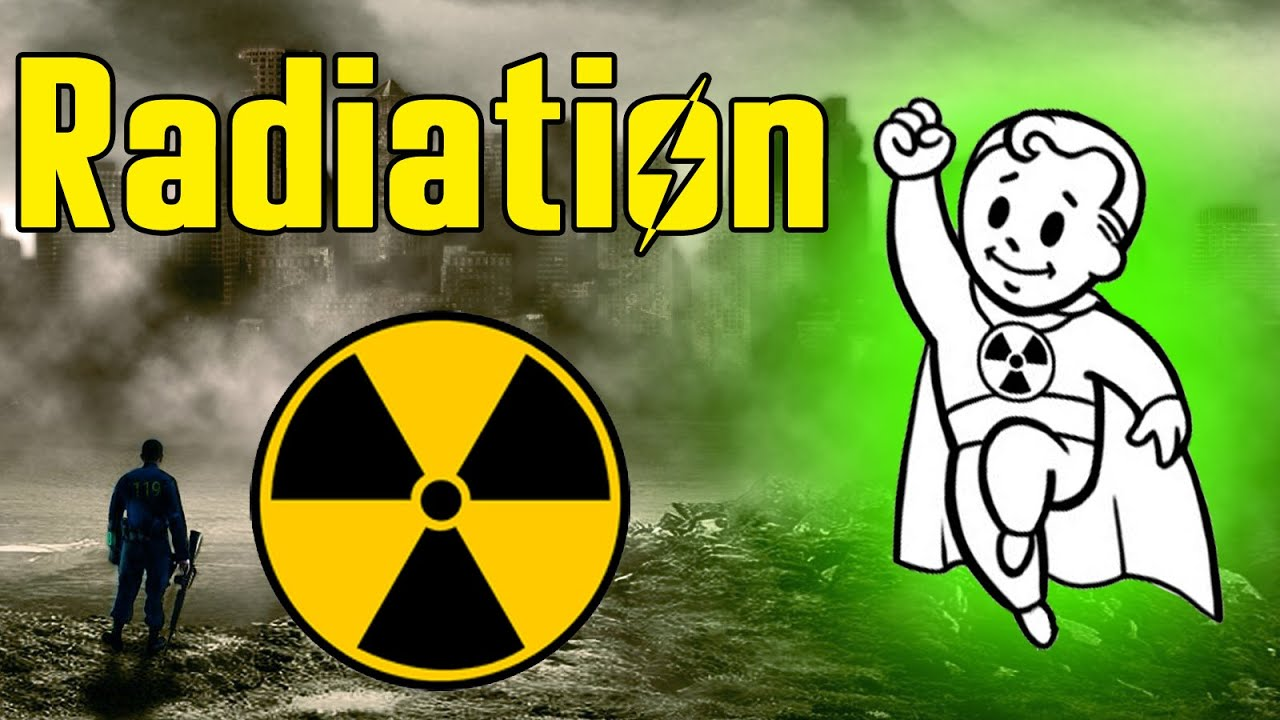 Fallout 4 removing radiation