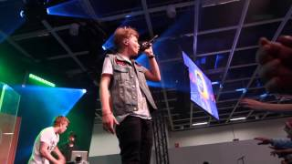 Expert Expo 2013: Isac Elliot - New Way Home (live)