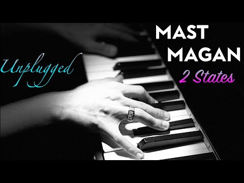 Mast Magan Reprise | 2 States | Piano Cover By Roshan Tulsani