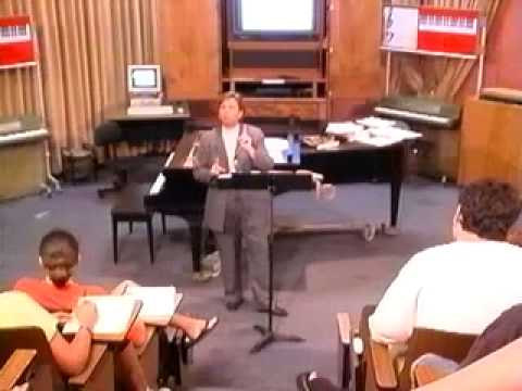 The Language of Music: Lecture 25 - The 20th Century 1