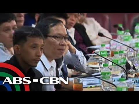 TV Patrol: Pagtatalaga ng mga taga-Magdalo at PMA sa Customs, inusisa