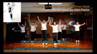 2015 Sports Day Dancing Practi