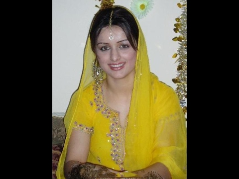 Mehndi Dress With Hijab : Latest mehndi mayon dresses indian pakistani bridal