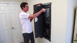 How To Install A Concealed Gun Vault