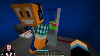 Minecraft Escape - Roomscape 3 - NIEMOŻLIWA MAPA! | Vertez, Ulaśka, LJay