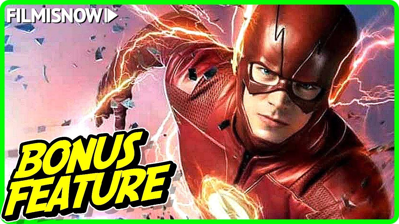 THE FLASH | The VFX of The Flash Featurette
