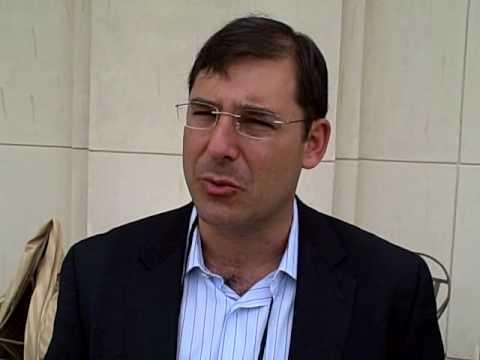 Michael Becker describes Business Wire
