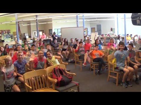 Visit: STEM Camp at Kearsarge Regional Middle School