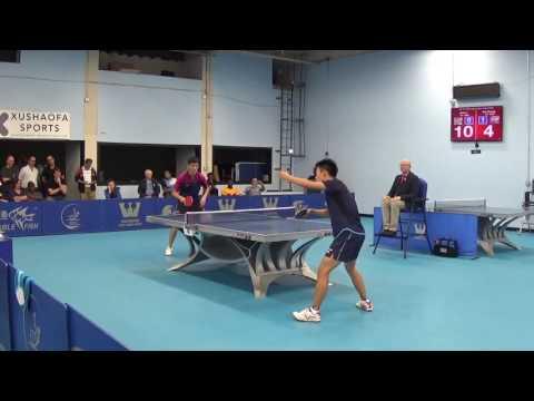 Westchester Table Tennis Center September 2016 Open Semi Final # 2