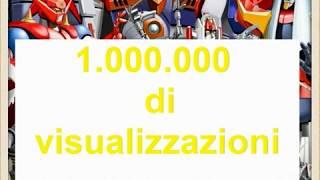 Siamo arrivati ad 1000000 di visualizzazioni, quindi 1000000 di grazie a tutti voi!!