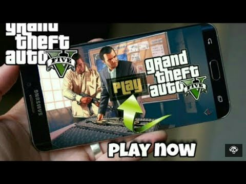 GTA V ON ANDROID | HOW TO PLAY GTA 5 ON ANDROID ?