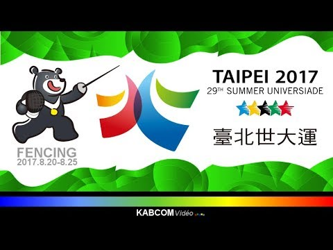 TAIPEI 2017 - 29th SUMMER UNIVERSIADE - DAY01 - INDIVIDUAL COMPETITION - GREEN PISTE
