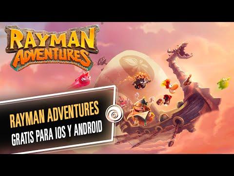 Rayman Adventures - Trailer de Lanzamiento - iOS y Android