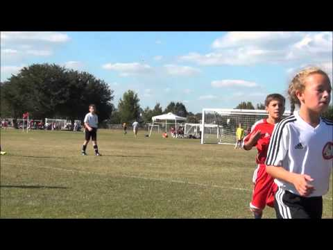 U10 Rapids vs Whitecaps 10262013 Movie