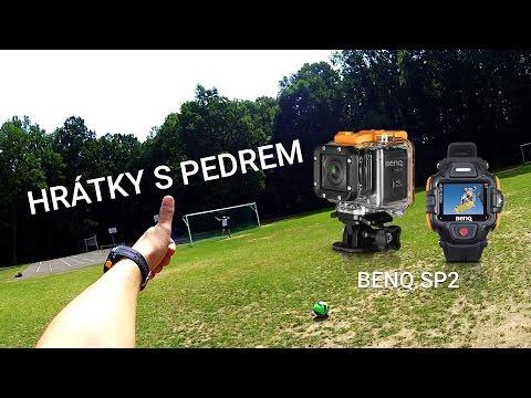 Jirka hraje - Hrátky s Pedrem a BenQ SP2