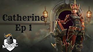 Vainglory PC Gameplay | Catherine Ep 1 | Roamer | Adagio THE PING MASTER!!! |