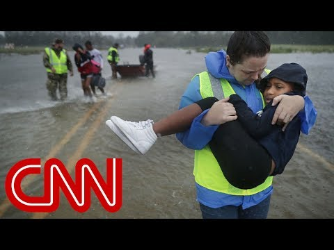 Florence survivor: The neighbors were yelling for help