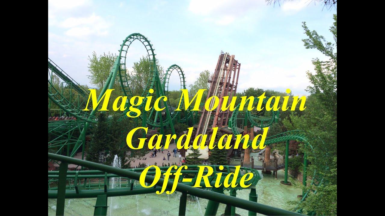 Download Magic Mountain Gardaland Offride Full HD