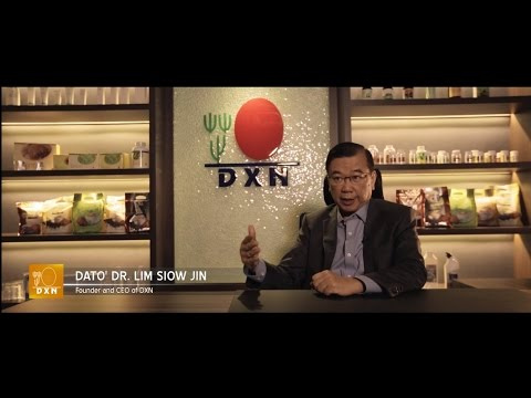 DXN - The Ganoderma Company