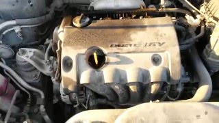 Перескок цепи на Kia ceed(перскочила цепи на Kia ceed Ed , двигатель 1.6 g4fc Вскрытие двигателя показало: перескочила цепь на 4-5 зуба, и заклин..., 2016-02-20T11:53:53.000Z)