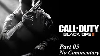 Call of Duty Black Ops 2 -Part 5- {Best Ending} Full Campaign (No Commentary)
