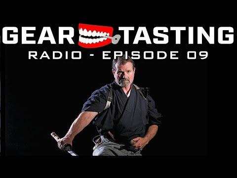 Sensei James Williams on Mindset - Gear Tasting Radio Episode 09