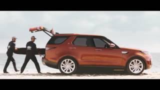 Компания Jaguar Land Rover представляет новый Land Rover Discovery
