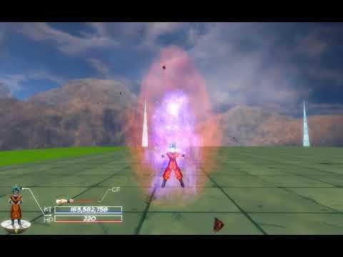 [ESF/ECX]Goku SSJ-Ultra Instinct