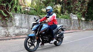 Honda X Blade Review!! (Matte Marvel Blue Metallic)