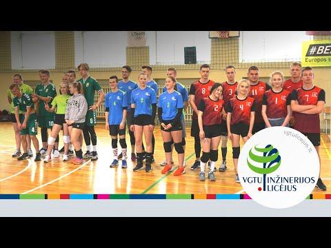 """Tinklinio turnyras """"Judėk su kamuoliu"""" (2019.05.7-13-16)"""