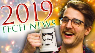 The BIGGEST Tech Stories of 2019 - A TechLinked Christmas Special