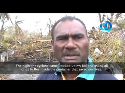 Fiji One News 270216