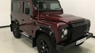 For sale - Landrover Defender 90 Landmark Ltd Edition - 2015 - Nick Whale Sports Cars