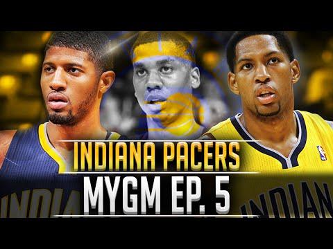NBA2K16 Pacers MyGM #5 - DANNY GRANGER RETURNS VS MIAMI HEAT!!
