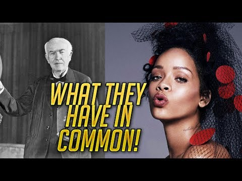 What Rihanna And Thomas Edison Have In Common | How Artists Use The 48 Laws Of Power EP. 7