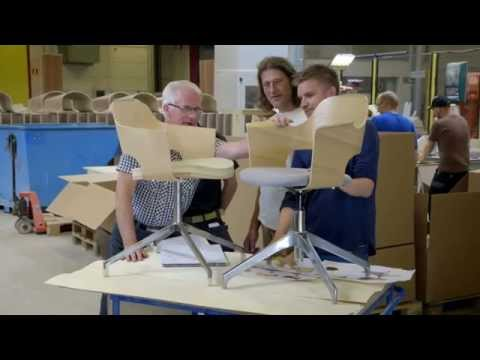 The IKEA Design Process for the FJÄLLBERGET Chair