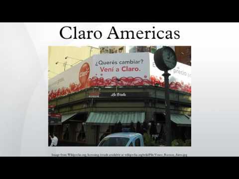 Claro Americas