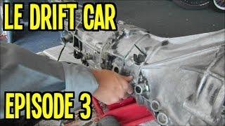 Project 240SX Le Drift Car - Ep. 3 | Transmission