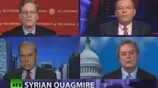 CrossTalk: Syrian Quagmire