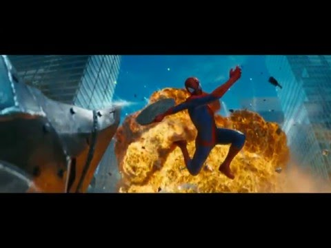 The Amazing SpiderMan 2 Trailer  Sound Design, ADR, Music and Foley