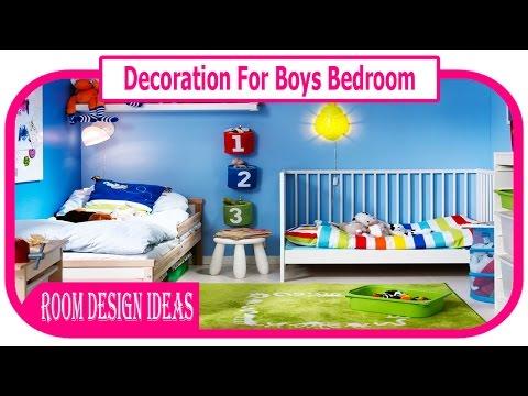 Decoration For Boys Bedroom Boy Room Decorating Ideas