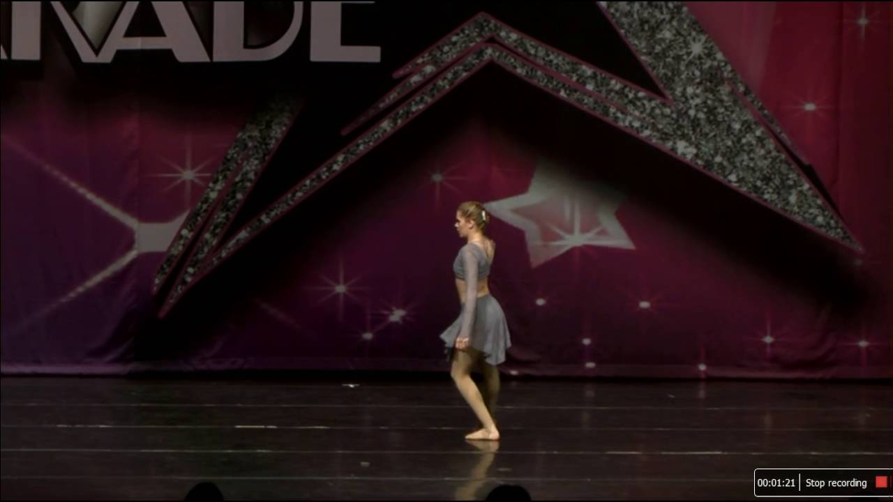 Makayla Lilly-Sherwood - Unsteady (Lyrical Solo)