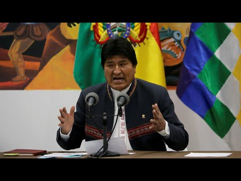 Final vote count in Bolivian election gives Morales outright win after a disputed race