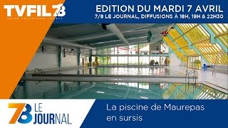 7/8 Le journal – Edition du mardi 7 avril 2015