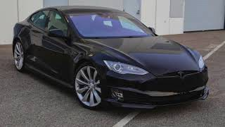 Refresh Fascia Bumper for Tesla Model S