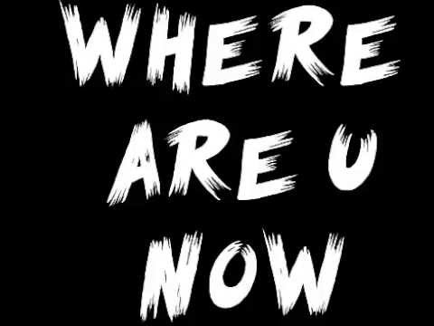 """Skrillex And Diplo - """"Where Are Ü Now"""" With Justin Bieber -NO COPYRIGHT"""