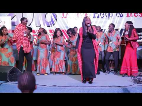 In His Presence Worship Experience  Kitengela Evelyn Wanjiru performance