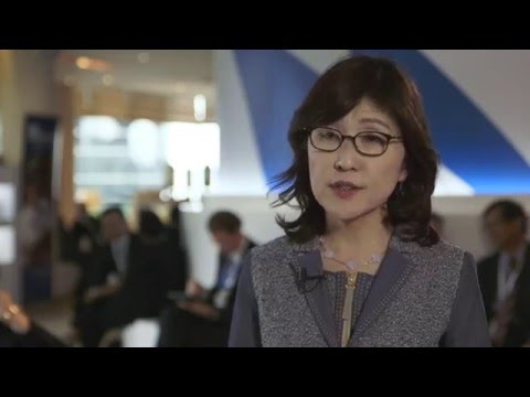 Tomomi Inada, Chairman, Policy Research Council, LDP of Japan