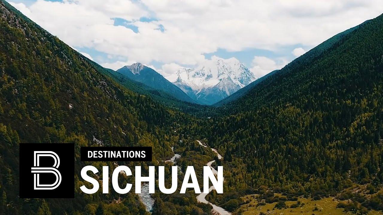 Let's Go - Sichuan