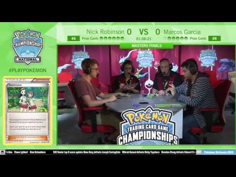 2016 Pokémon National Championships: TCG Masters Finals